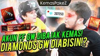 Video DIBAJAK KEMAS PAKE Z 200.000 DIAMOND GW DIHABISIN AUTO NGAMUK!! - Free Fire Indonesia #74 MP3, 3GP, MP4, WEBM, AVI, FLV April 2019
