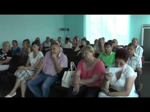 Засідання в Залізничному. Тема: Обговорення створення територіальної громади.