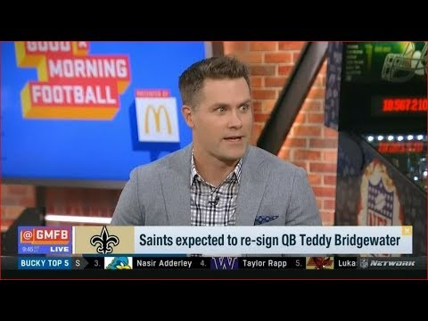 Saints expected to re-sign QB Teddy Bridgewater