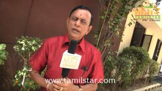 Anu Mohan at Innarku Innarendru Team Interview