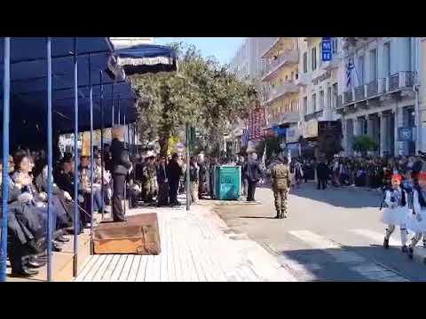 Video - Ο Νίκος Παπαδημάτος συνομίλησε με τον Αμερικανό πρέσβη Τζέφρυ Πάιατ
