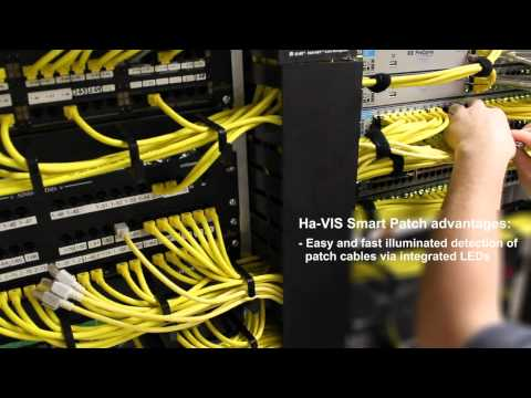 HARTING HA-VIS Smart Patch Cable