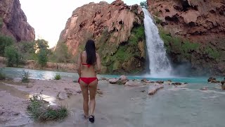 Nonton Havasu Falls Adventure   All The Waterfalls And The Hike In   Gopro Film Subtitle Indonesia Streaming Movie Download