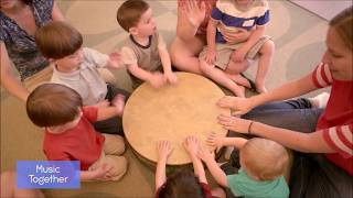 Music Together® (1 - 5 yrs)