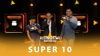Video Wow Trio Wijaya Menyanyikan Lagu Ciptaan Sendiri | Super 10 | Rising Star Indonesia 2016 MP3, 3GP, MP4, WEBM, AVI, FLV Maret 2018