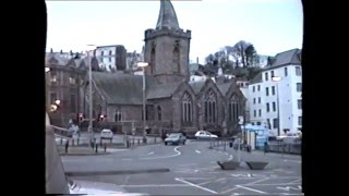 Market in St Peter Port, Guernsey filmed on Christmas Eve 24th December 1992. Subscribe for new videos ...