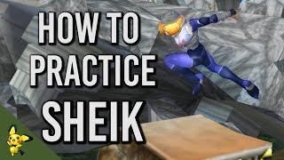 SSBM Tutorials: How To Practice Sheik
