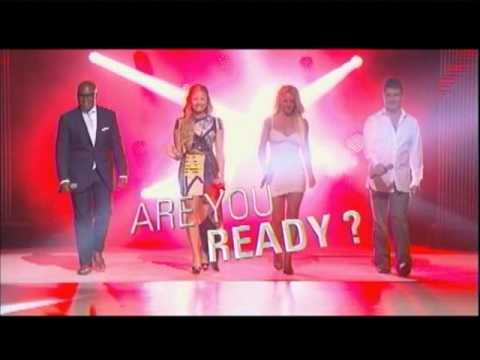 The X Factor (US) Season 2 (Promo)