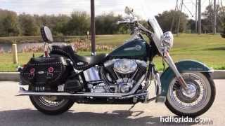 8. Used 2004 Harley Davidson  Heritage Softail Classic Motorcycles for sale