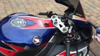 3. 2011 Honda CBR1000rr