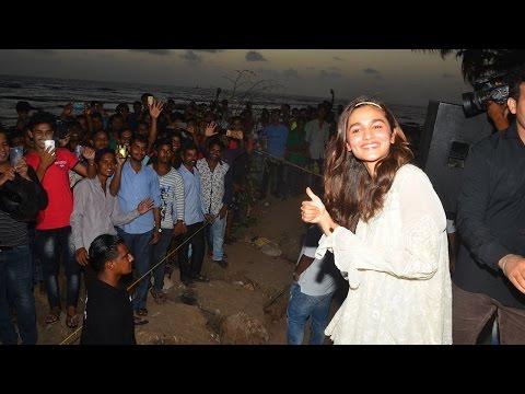 Alia Bhatt Showered With Love By Underprivileged K