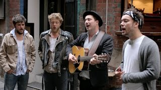 """Mumford & Sons """"Timshel"""" Live - Sideshow Alley"""