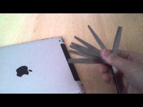 Remove stuck SIM card from iPad