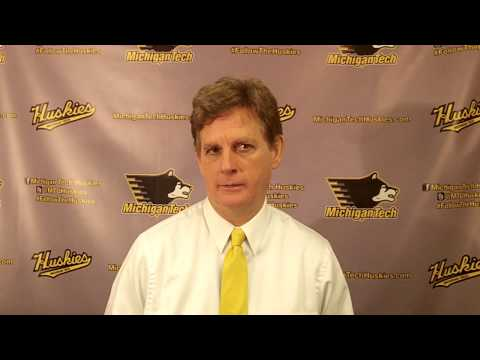 Coach Pearson Postgame Interview vs. Alaska 2-15-14