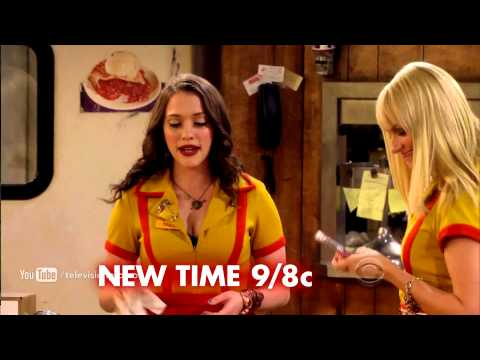 2 Broke Girls Season 2 (Promo 'Shocker')
