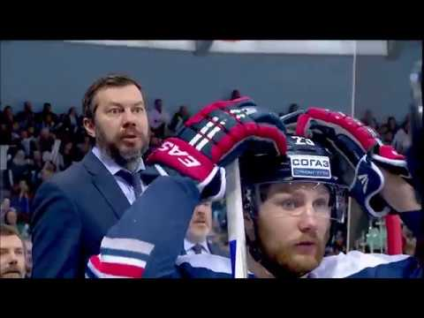KHL Top 10 Plays for 2017 Gagarin Cup Final (видео)