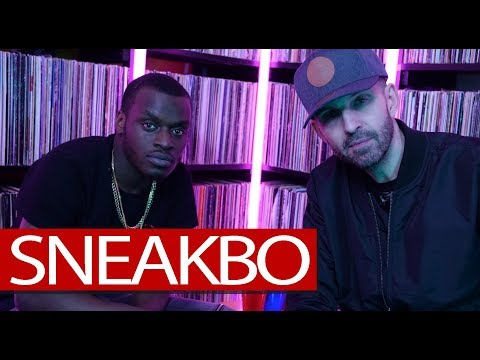 SNEAKBO ON BRIXTON, TOUCH AH BUTTON, THE STRUGGLE & SUCCESS @Sneakbo @TimWestwood