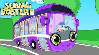 Sevimli Dostlar ile yepyeni bir çizgi film çocuk şarkısı! Otobüsün Tekerleği Yuvarlak Dönüyor. Şarkı sözleri:Otobüsün tekerleği yuvarlak yuvarlak yuvarlakOtobüsün tekerleği yuvarlak dönüyorÇocuklar otobüse bindiler bindiler bindilerÇocuklar otobüse bindiler oturdularOtobüs zıpladı zıp zıp zıp, zıp zıp zıp, zıp zıp zıpOtotbüs zıpladı zıp zıp zıp, zıııp zıp zıp zıııpYağmur yağdı şıp şıp şıp, şıp şıp şıp, şıp şıp şıpYağmur yağdı şıp şıp şıp, şıııp şıp  şıp şıııpKorna çaldı düt düt düt, düt düt düt, düt düt dütKorna çaldı düt düt düt, düüüt düt düt düüütBebek ağladı vauv vau va, vauv vauv va, vauv vauv vaBebek ağladı vauv vauv va, vauuuv vauv vauv vauuuvaAnnesi bebeği salladı pış pış pış, pış pış pışAnnesi bebeği salladı pııış pış pış pııışParalar kutuya atıldı çin çin çin, çin çin çinParalar kutuya atıldı, çiiin çin çin çiiinOtobüsün motoru bağırdı rın rın rın, rın rın rınOtobüsün motoru bağırdı rııın rın rın rııınOtobüsün kapısı açıldı, kapandı, açıldıOtobüsün kapısı kapandı ve açıldıııOtobüsün tekerleği yuvarlak yuvarlak yuvarlakOtobüsün tekerleği yuvarlak dönüyor© Adisebaba Animasyon1.000.000 ABONE olduk ! Haydi şuraya tıkla sen de aramıza katıl ! :❤️  http://goo.gl/DBw0cN ❤️  Sevimli Dostlar ile EN YENİ Çocuk Şarkıları 2017 BURADA:❤️  https://goo.gl/FsxskE ❤️ Sevimli Dostlar Çocuk Şarkıları 2017 BURADA:❤️  https://goo.gl/4zsY4i ❤️ Sevimli Dostlar ile EN YENİ Çocuk Şarkıları 2016 - 2017 BURADA:❤️  https://goo.gl/dMBvTl ❤️ Sevimli Dostlar ile EN GÜZEL Çocuk Şarkıları 2016 BURADA:❤️  https://goo.gl/wnP1Dv ❤️ Sevimli Dostlar ile Eğitici Çocuk Şarkıları Dinle :❤️  https://goo.gl/jX7W2P ❤️ Sevimli Dostlar ile En Güzel Bebek Şarkıları 2016 BURADA :❤️  https://goo.gl/4XJat6 ❤️ Sevimli Dostlar ile Alfabe şarkıları - Yeni Ses Grupları 1.Grup ELAN :❤️  https://goo.gl/M66dJp ❤️ Sevimli Dostlar ile Alfabe şarkıları - Yeni Ses Grupları 2.Grup İTOBU : ❤️  https://goo.gl/TXaBvy ❤️ Sevimli Dostlar ile Alfabe şarkıları - Yeni Ses Grupları 3.Grup KIRÖSÜ:❤️  https://goo.gl/WhKyMZ ❤️