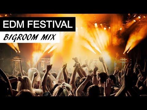 EDM FESTIVAL MIX 2018 - Best Electro House & Bigroom Music