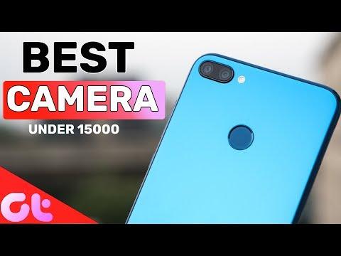 Top 5 BEST CAMERA PHONES Under 15000 | Sept 2018
