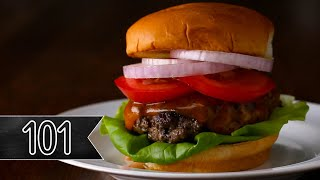 Tasty 101: How To Cook Burgers by Tasty