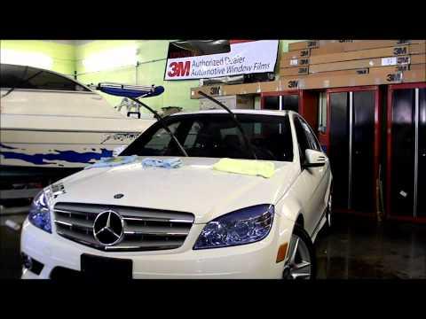 CRYSTALLINE 3M WINDOW TINT INSTALL AUTO AUTOMOTIVE TINTING CRYSTALINE
