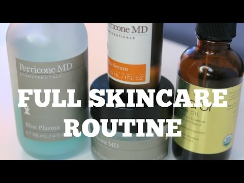 My Full Skincare Routine | How to Stay Looking Young | Chit-Chaturday