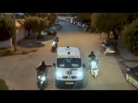BREEZY - KHITAFI (Official Music Video) PROD BY EAGLE EYE