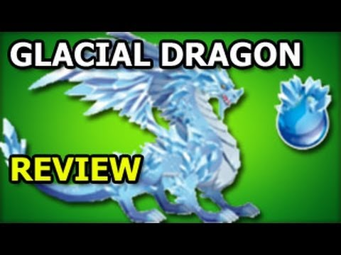 GLACIAL DRAGON Dragon City Recruitment Tavern Review