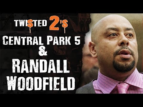 Twisted 2s # $46 Central Park 5 & Randall Woodfield