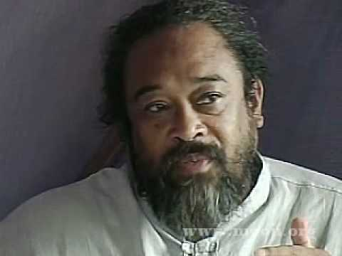 Mooji – Who is trying to make life a certain way?