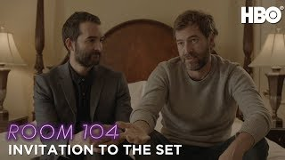 Open the door to this new anthology series from the Duplass Brothers. Room 104 premieres July 28 on HBO.