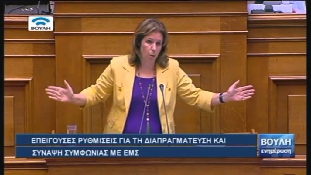 Βουλή  – Τηλεόραση (15/07/2015)
