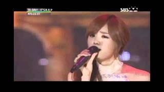 Download Lagu [120212] Song Ji Eun, Bang Yong Gook & Daehyun - Going Crazy & I Remember Mp3