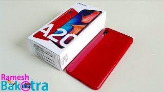 Samsung Galaxy A20 Unboxing and Full Review