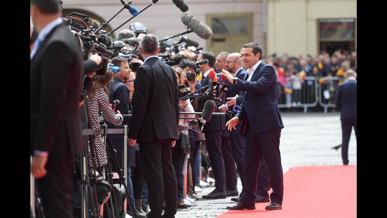 Δήλωση προσερχόμενος στις εργασίες της άτυπης Συνόδου Κορυφής του Ευρωπαϊκού Συμβουλίου