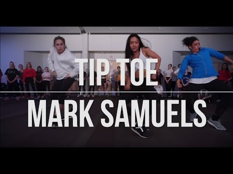 Tip Toe Choreography - Jason Derulo feat French Montana