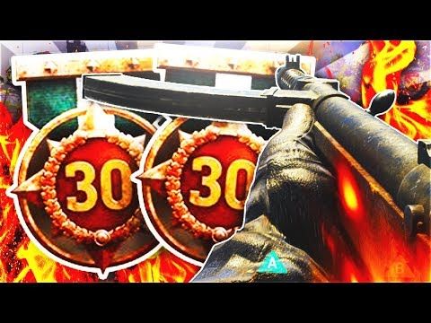 DOMINANT TYPE 100 CLASS SETUP IN COD WWII! - EPIC TYPE 100 SMG DROPS 30 KILLSTREAK VICIOUS MEDAL!
