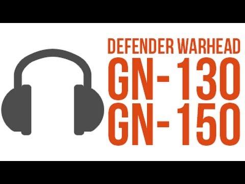 Recenze Herních Sluchátek Defender Warhead GN-130 a GN-150