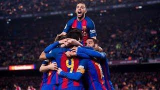 Video FC Barcelona - ALL 116 GOALS in La Liga 2016/17 (HD) MP3, 3GP, MP4, WEBM, AVI, FLV Agustus 2017