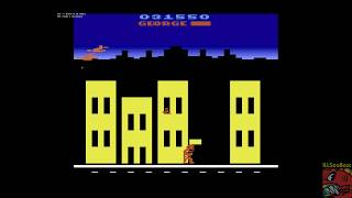 Rampage						 	 (Atari 2600 Emulated Novice/B Mode) by ILLSeaBass