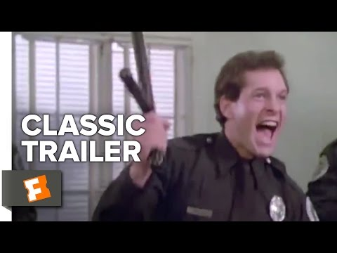 Police Academy 2: Their First Assignment (1985) Official Trailer - Steve Guttenberg Movie HD