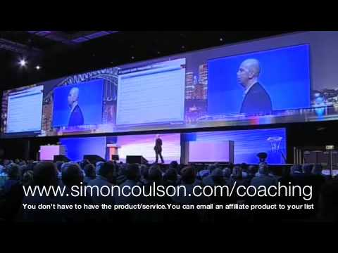 Internet Marketing Secrets, Internet Coach Simon Coulson Tips 2