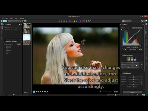A quick introduction to Corel AfterShot Pro 3