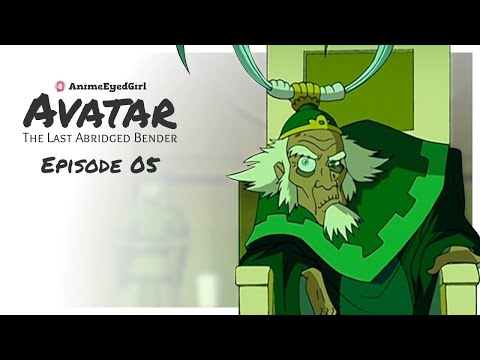 Avatar: The Last Abridged Bender - Episode 5 - Six Rocks Over Omashu
