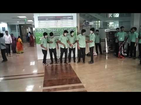 World Health day Celebration at ESI hospital on April 7 th 2017
