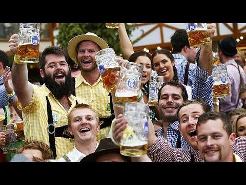 Γερμανία: Ξεκίνησε η Oktoberfest!