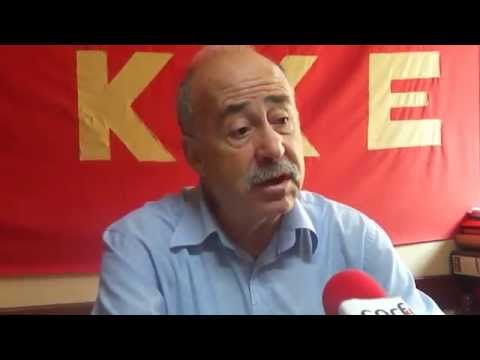 Χαραλάμπους: Κομματική εκδήλωση του ΣΥΡΙΖΑ, η συγκέντρωση για το αεροδρόμιο (ΒΙΝΤΕΟ)