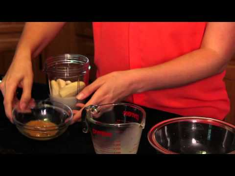 How To Make Homemade, Low-Fat Ice Cream : Healthy & Delicious Recipes Made Easy
