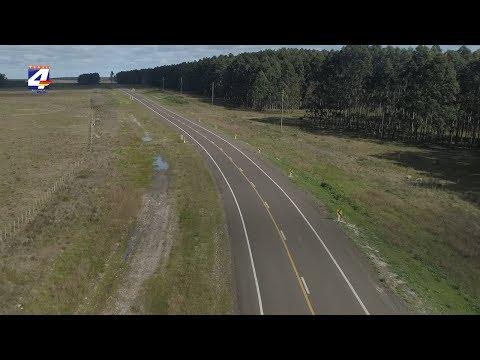 Inauguraron remodelación de 102 kilómetros de ruta 26